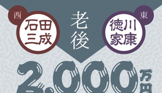 """""""関ヶ原の戦""""から""""老後2000万円ショック""""まで。昔も今も、恐怖で人は動く"""