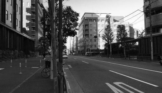 吉川英治と赤坂 赤坂7丁目、8丁目