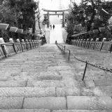 愛宕神社と桜田門外の変 愛宕1丁目